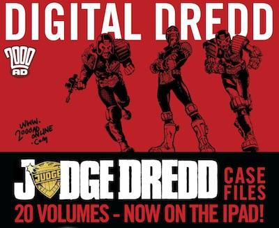 Judge Dredd Case Files