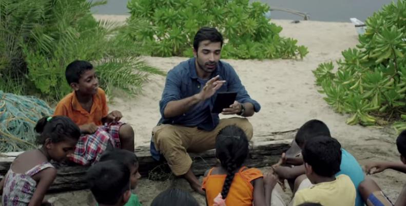 Kindle-India-Ad