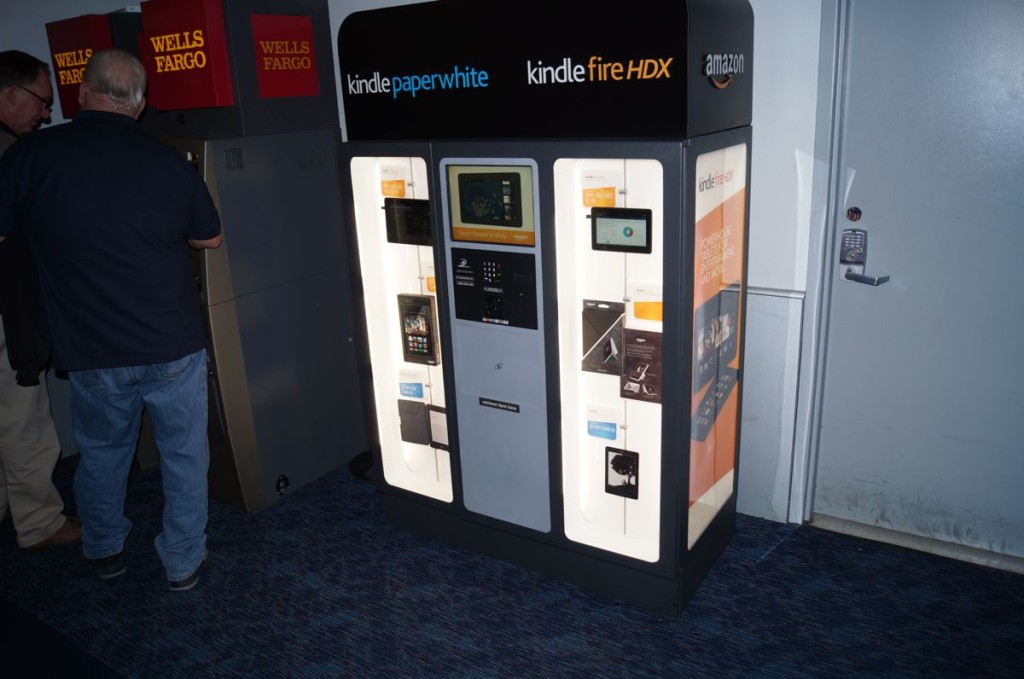 Kindle Kiosks