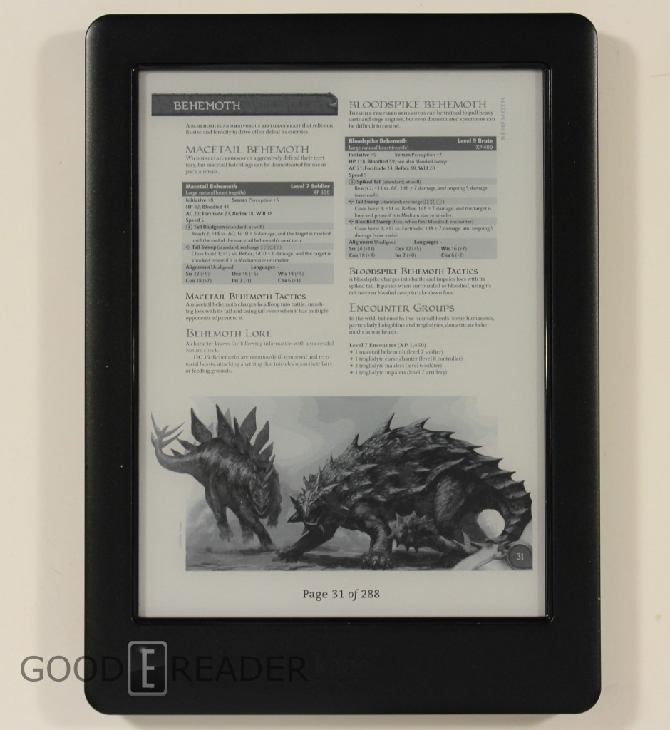 Kobo aura hd review and pdf review (videos).