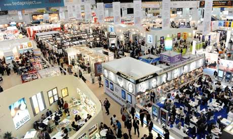 London Book Fair 2013