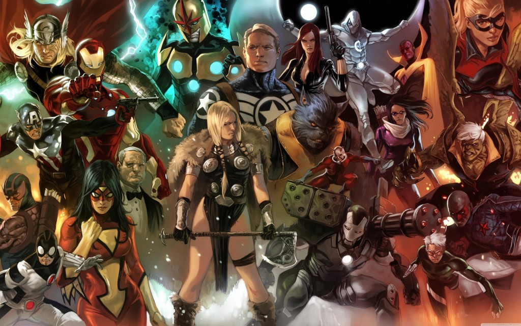 Marvel-Comics-Characters-Wallpaper-5120x3200