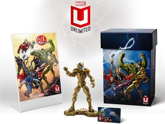 Marvel Unlimited Plus
