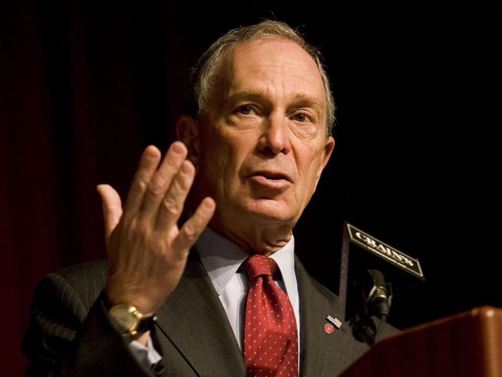 Mayor-Michael-Bloomberg
