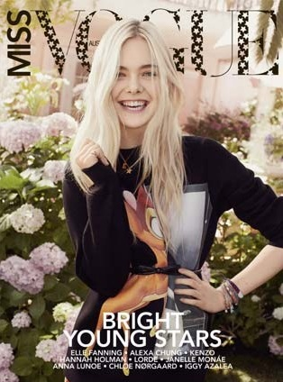 Miss Vogue Australia