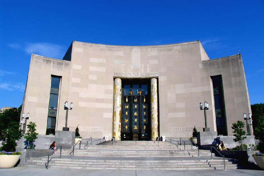 NYC 8 Brooklyn Public Library
