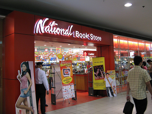 National-Bookstore-in-the-mall