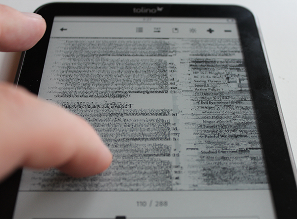 PDF Glitch