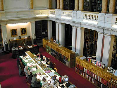 UK library
