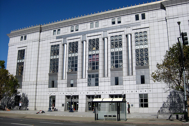 SF-Public-Library-Main