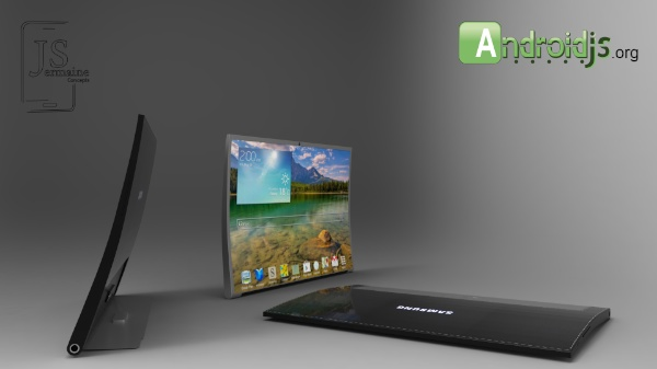 Samsung-Tab-Round-design