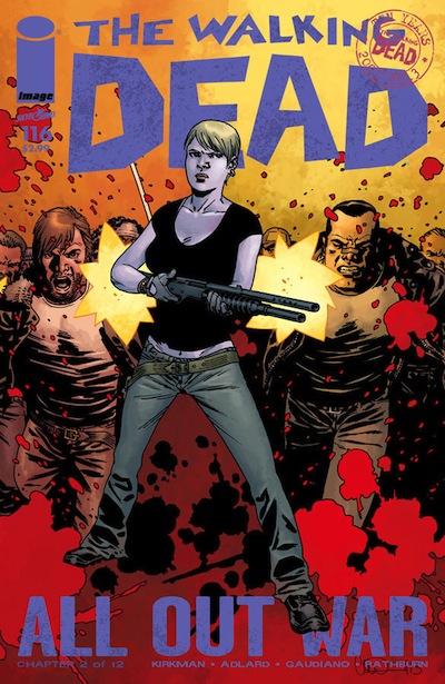 The Walking Dead 116