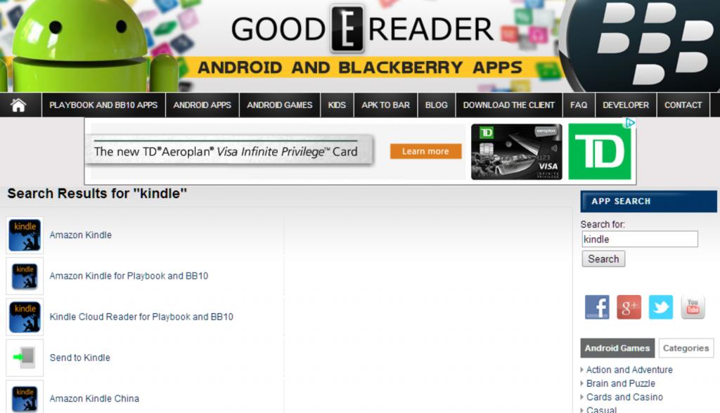 Good Blackberry Apps