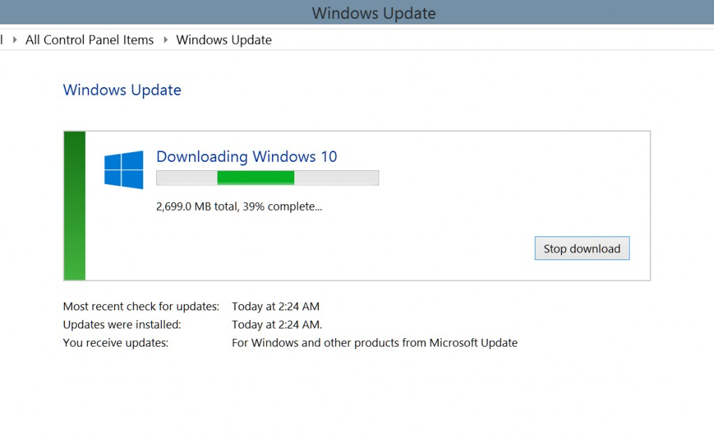 How to Force Download Windows 10 for PC or Tablet
