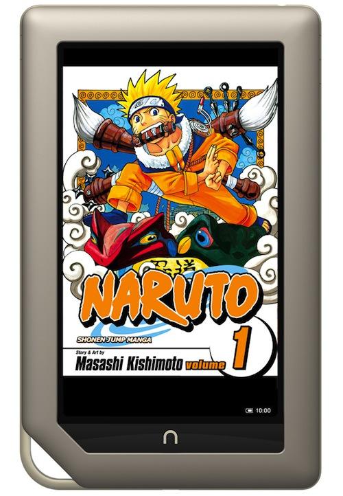 VIZMedia-MangaOnNook-Naruto