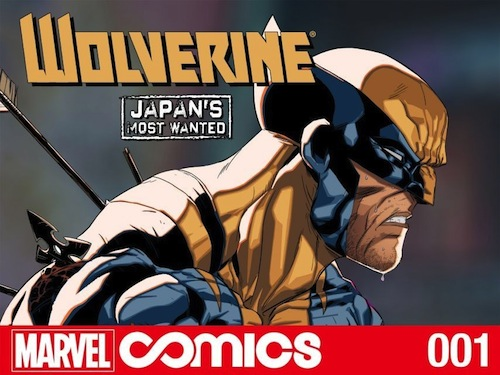 Wolverine Japan's Most Wanted 1