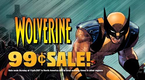 Wolverine sale