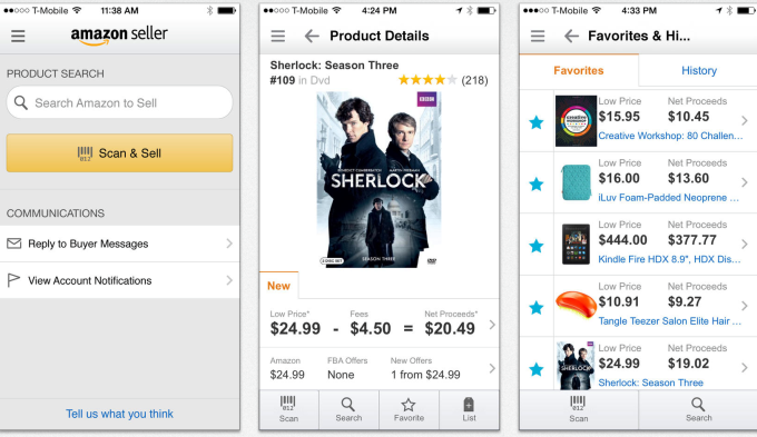 amazon-sellers-app