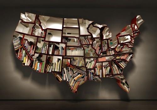 america-map-books