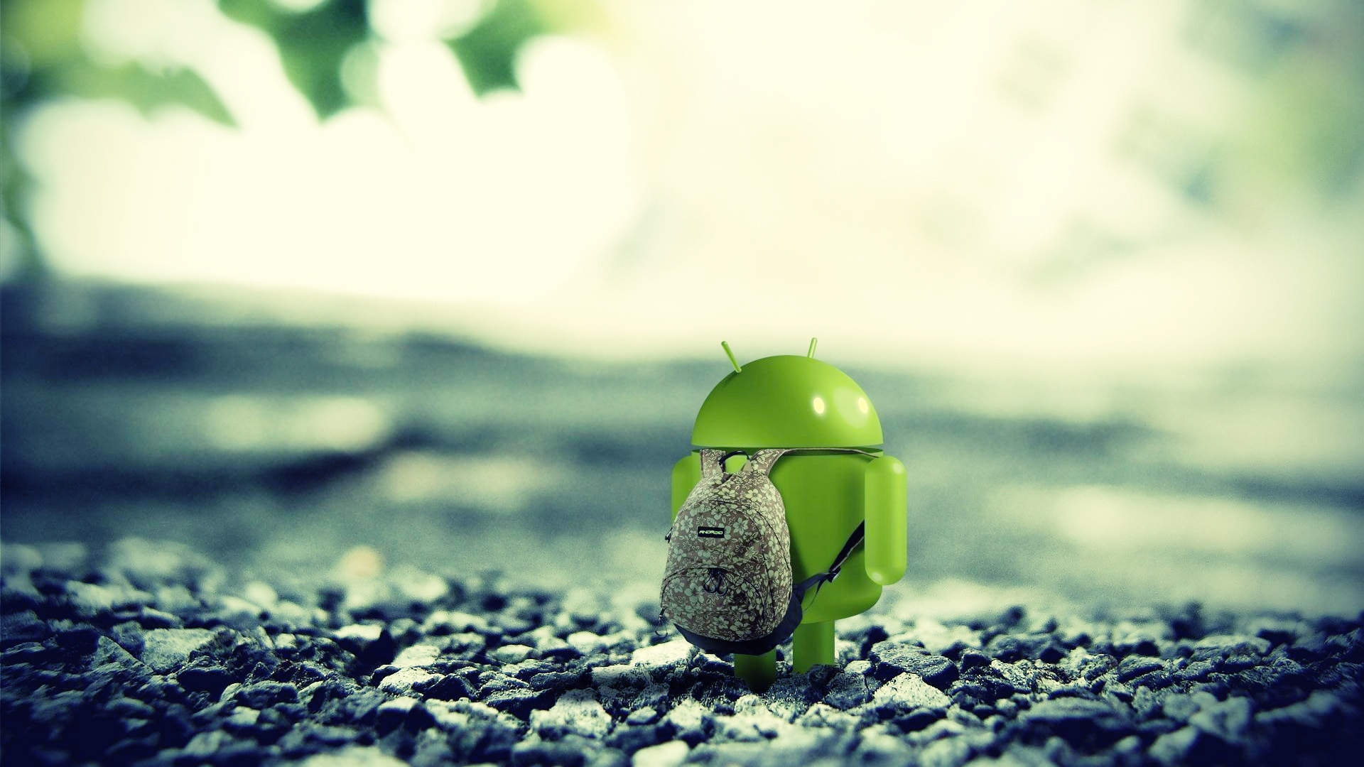 android-gone-packing
