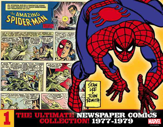 comics-spider-man-newspaper-collection