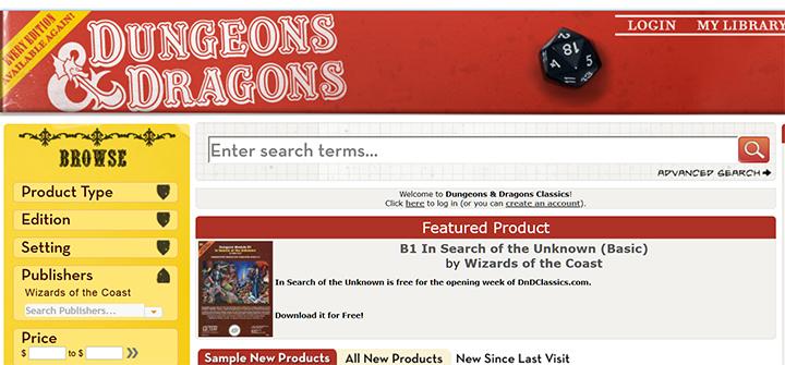 dungeonsanddragonsclassic