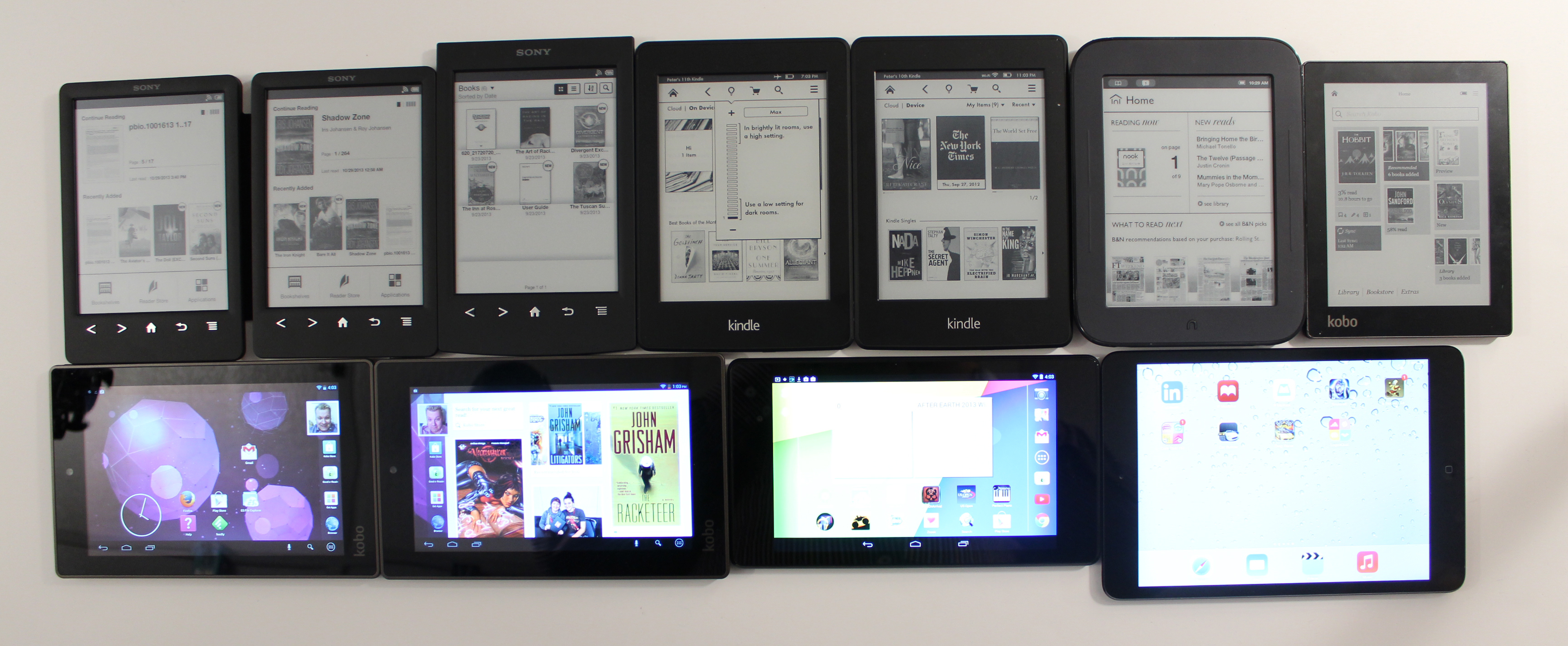 Kindle Vs Sony Reader: Contest: Win A Amazon Kindle Paperwhite 2