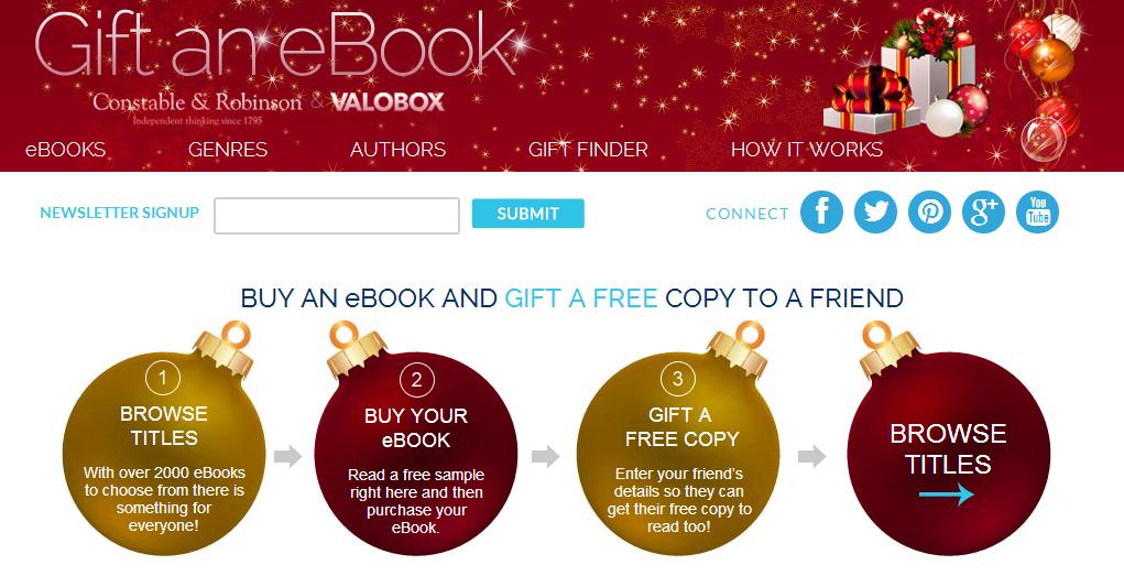 gift ebook