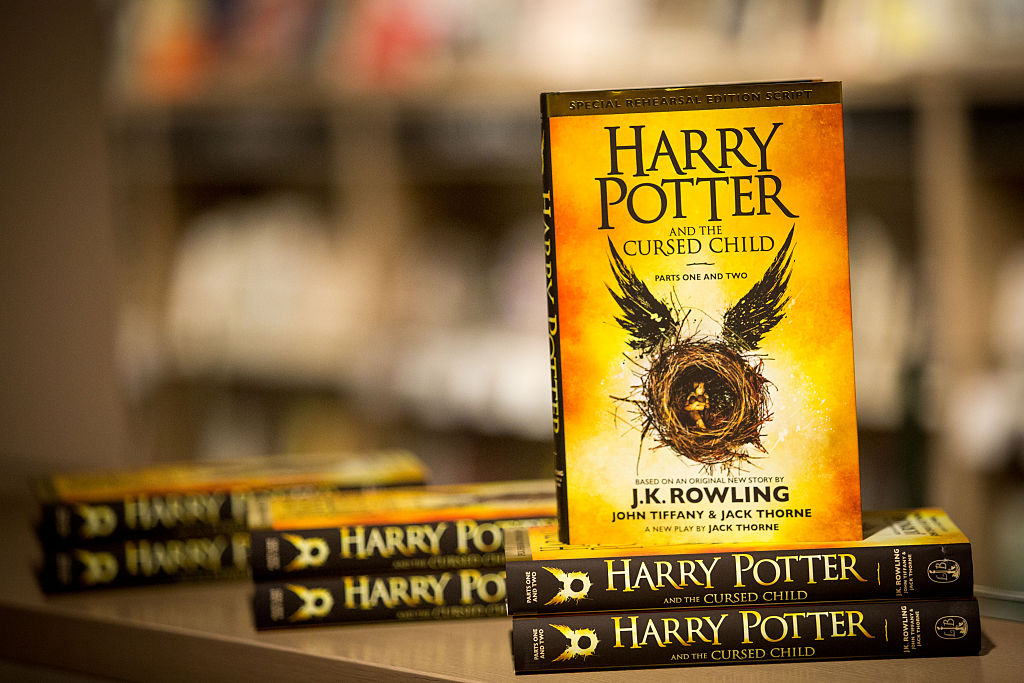 """""""Harry Potter And The Cursed Child"""" - Book Release At Foyles"""