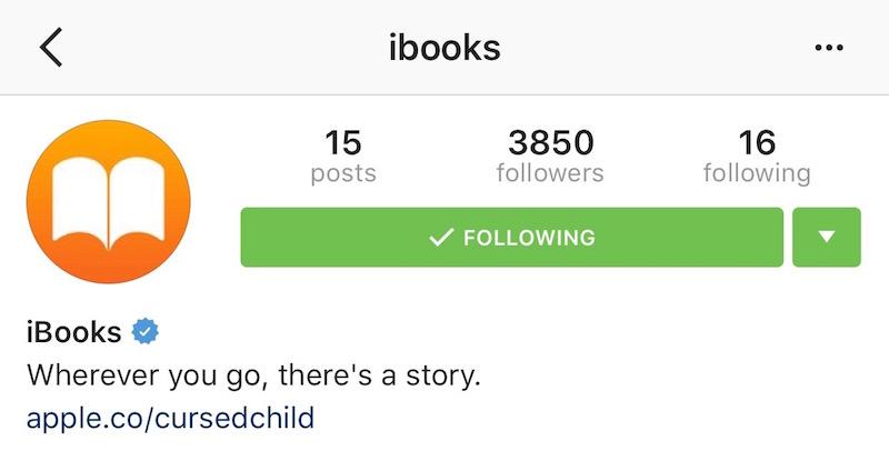 iBooks-Instagram