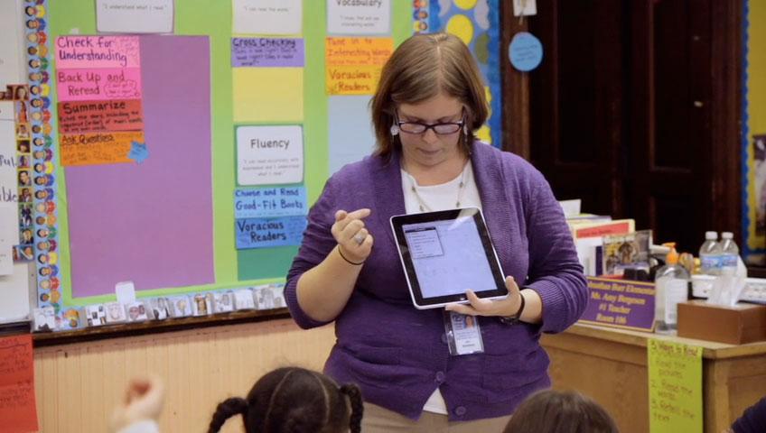 iPad-teaching