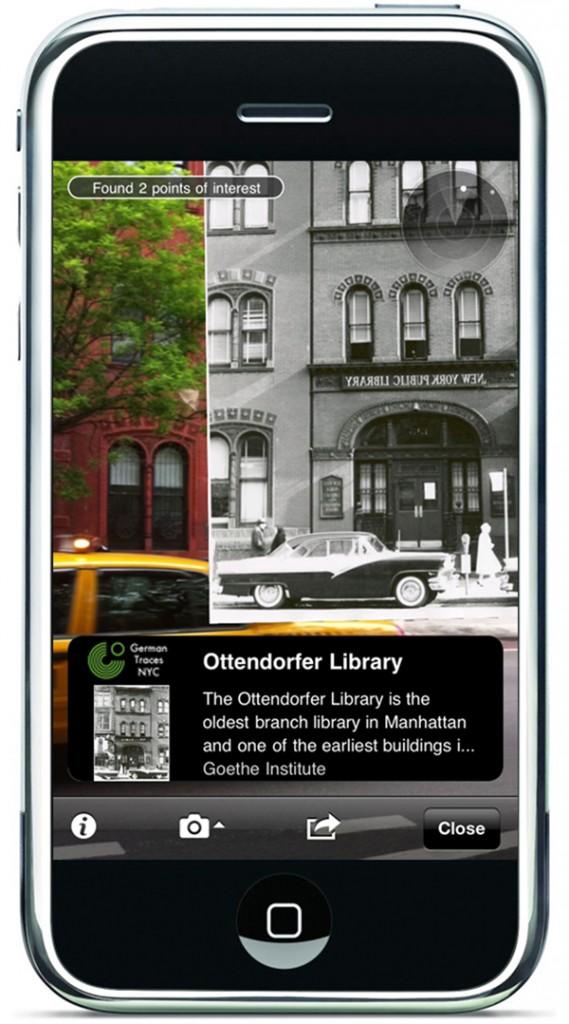 Goethe-Institut and Pratt Institute augmented
