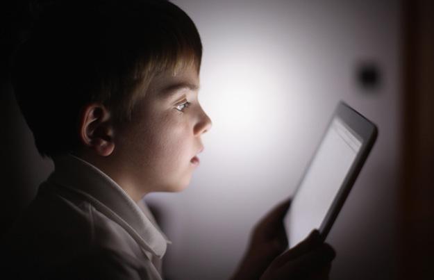 kid tablet usage