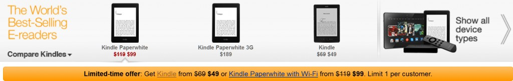 kindle dals