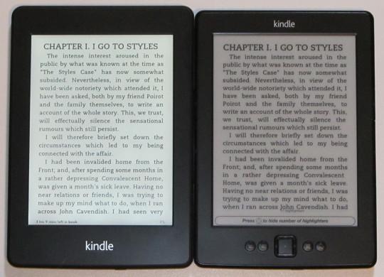 kindle-paperwhite-vs-kindle-5