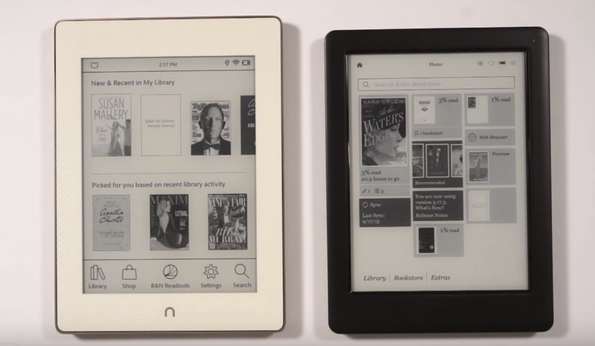 kobo-glo-hd-vs-nook-glowlight-plus