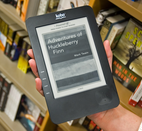 The Evolution of the Kobo eReader – In Pictures