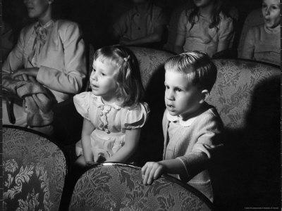 movie-watching