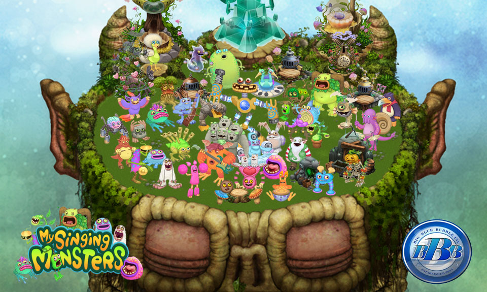 my singing monsters pictures