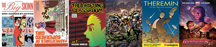 new comics march 2013