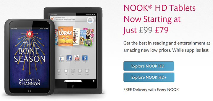 nook price drop