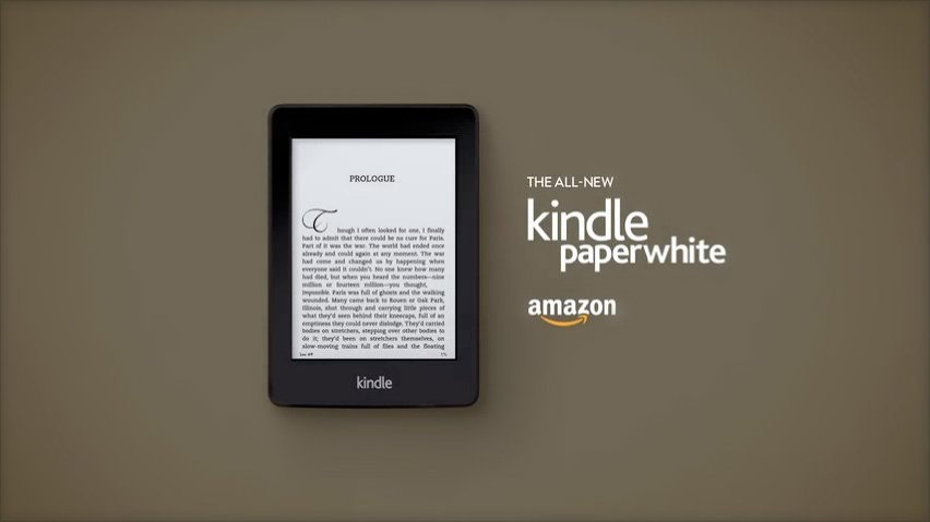 Image result for kindle paperwhite