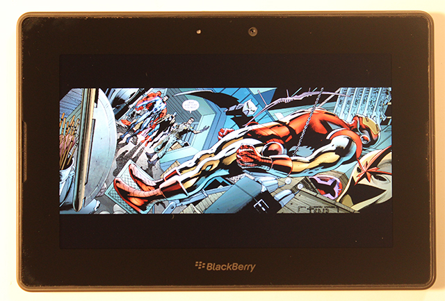 playbook comic apps