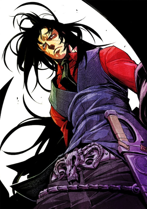 Stone Collector, the first Korean comic from GEN Manhwa